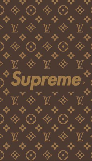 Обои на телефон луи витон, коричневые, виттон, бренды, богатые, абстрактные, supreme, luis vuitton