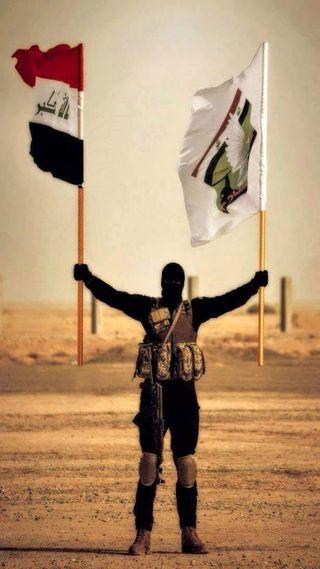 Обои на телефон ирак, армия, good