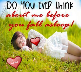 Обои на телефон думать, эмо, чувства, сон, сердце, осень, одиночество, любовь, девушки, love, ever