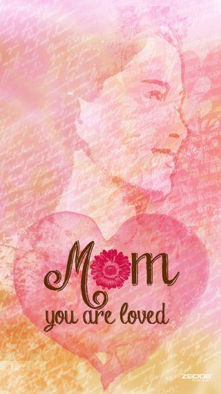 Обои на телефон семья, ты, матери, мамочка, мама, любовь, день, mom you are loved, love