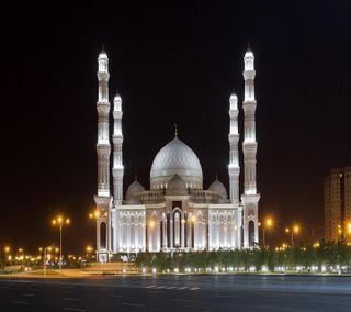 Обои на телефон взгляд, приятные, прекрасные, милые, мечеть, ислам, islam mosque