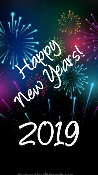 Обои на телефон фейерверк, счастливые, празднование, новый, happy2019, happy new years 2019, happy new years, 2019