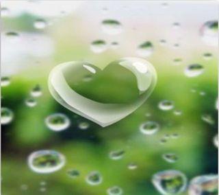 Обои на телефон пожелание, сердце, разум, мой, комментарий, вода, water heart