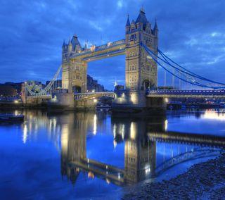 Обои на телефон лондон, мост, город, британия, англия