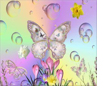 Обои на телефон бабочки