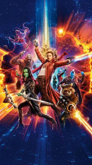 Обои на телефон стражи, фантазия, мстители, марвел, галактика, война, арт, marvel, guardians of galaxy, art