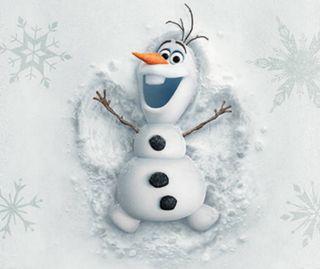 Обои на телефон холодное, снеговик, снег, олаф, мультфильмы, зима