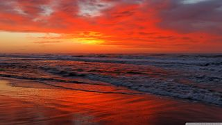 Обои на телефон естественные, природа, пляж, небо, 4k sky, 4k nature, 4k beach, 45