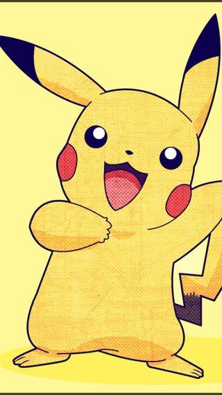 Обои на телефон электрические, темы, покемоны, пикачу, парк, мультфильмы, желтые, аниме, melody, hd