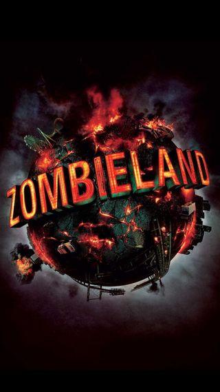 Обои на телефон работа, zomdieland, zombieland, at