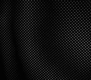 Обои на телефон точки, шаблон, чистые, черные, темные, простые, волны, mesh, dot waves, 3д, 3d