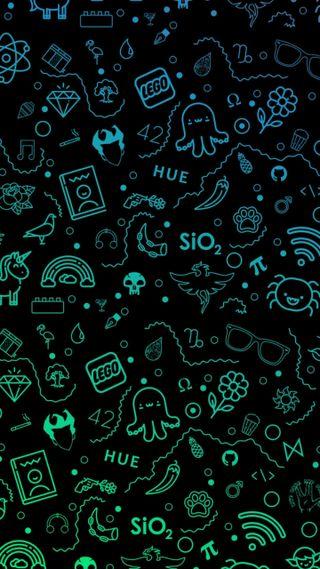 Обои на телефон art, doodlin p2, черные, темные, арт, мультфильмы, череп, день, мертвый, панк, сахар