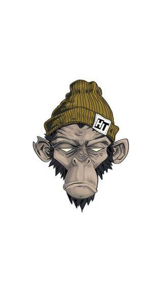 Обои на телефон бейп, обезьяны, новый, минимализм, крутые, голова, threadz, supreme, chimp, ape, 929