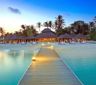 Обои на телефон каникулы, природа, пляж, море, курорт, maldive