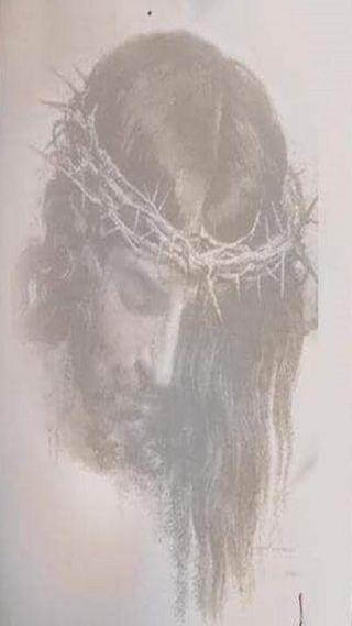 Обои на телефон религия, исус, suffering