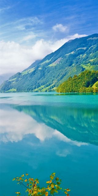 Обои на телефон озера, матовые, хуавей, горы, huawei mate