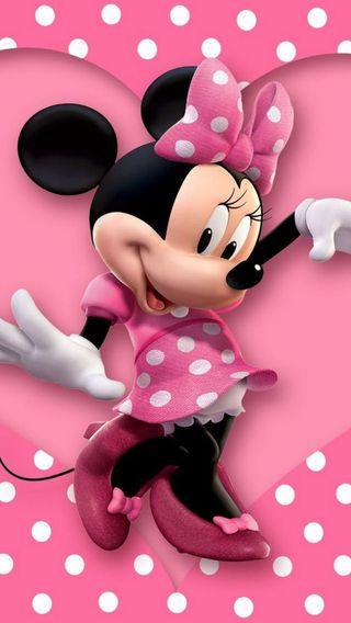 Обои на телефон мультфильмы, черные, фан, розовые, песня, мультики, маус, mimi, fondo
