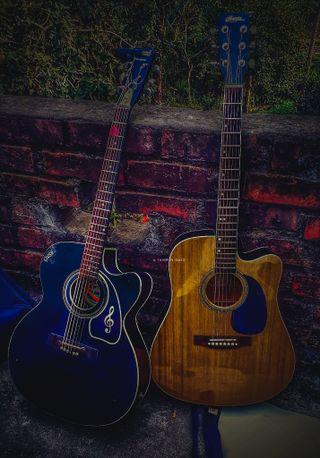 Обои на телефон любовники, гитара, фото, металл, любовь, гитары, worship, love, gitar, 2017