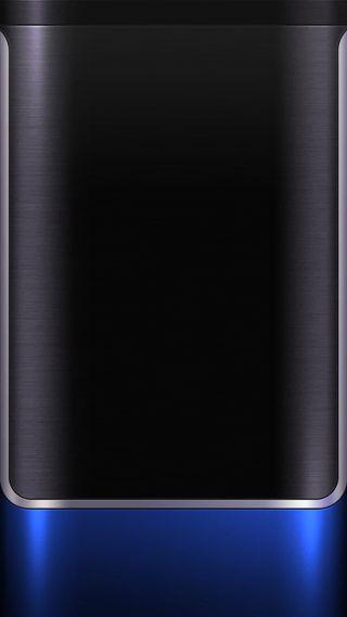 Обои на телефон стиль, серебряные, синие, серые, металл, грани, абстрактные, s7, edge style