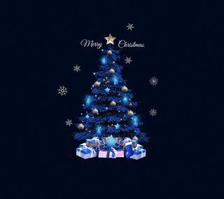 Обои на телефон праздник, рождество, повод, дерево, christmas 16