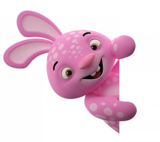 Обои на телефон 3d-pink-rabbit, крутые, розовые, 3д, кролики