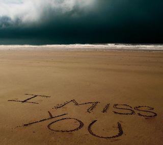 Обои на телефон страсть, вдохновение, скучать, пляж, осень, одиночество, одинокий, небо, любовь, miss u, love