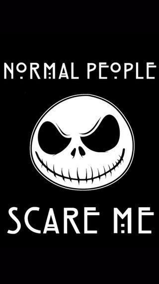 Обои на телефон я, хэллоуин, страшные, обычный, люди, джек, skellington, scary people, scare me, normal people, halloween jack