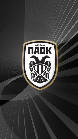 Обои на телефон футбольные клубы, греция, футбольные, футбол, спорт, греческий, paok fc v1, paok