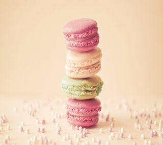 Обои на телефон торт, еда, милые, другие, meringues