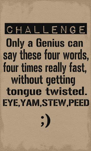 Обои на телефон язык, шутка, цитата, слова, поговорка, забавные, вызов, twiste, genius