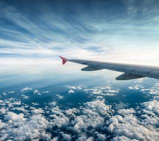 Обои на телефон самолет, air