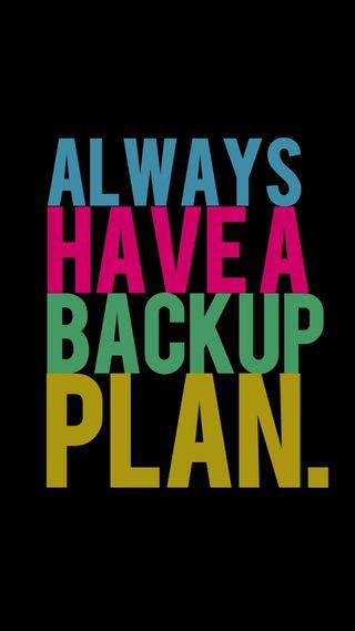 Обои на телефон успех, работа, подъем, месть, люди, высказывания, всегда, вопрос, plan, backup
