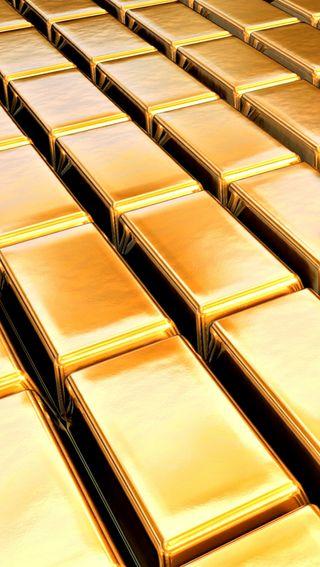 Обои на телефон узоры, текстуры, золотые, bullion