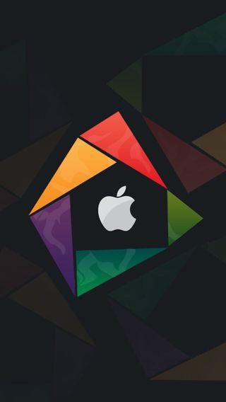 Обои на телефон эпл, дизайн, apple