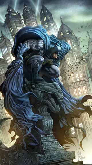 Обои на телефон охотник, супермен, комиксы, бэтмен, wayne, the batman, krypton, gothan, dc, affleck