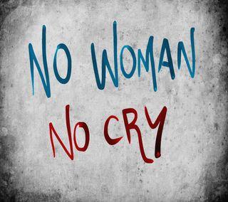 Обои на телефон женщины, юмор, цитата, слезы, люди, no cry, cry