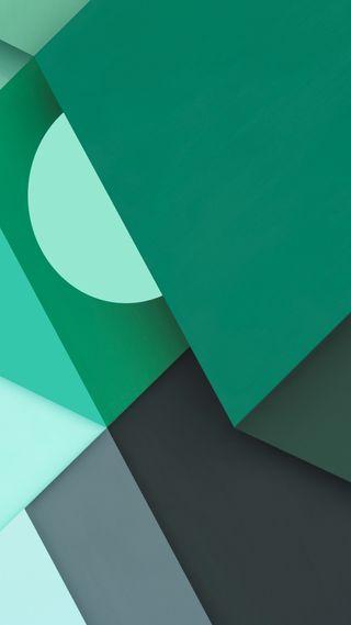 Обои на телефон зефир, материал, зеленые, дизайн, андроид, android m green, android
