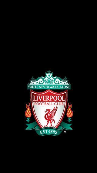 Обои на телефон футбольные клубы, ливерпуль, футбольные, crest