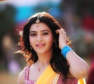 Обои на телефон модели, актриса, samantha ruth prabhu