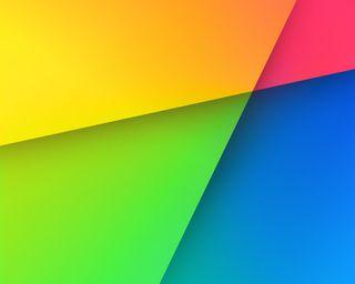 Обои на телефон красочные, желтые, желе, гугл, асус, андроид, nexus 7, nexus, jelly bean, google, asus, android