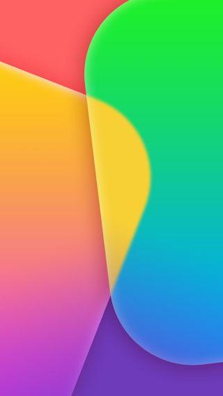Обои на телефон коробка, эпл, цветные, куб, квадратные, абстрактные, ios, cube color, apple