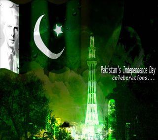 Обои на телефон празднование, флаг, свобода, пожелания, пакистан, независимость, луна, звезда, день