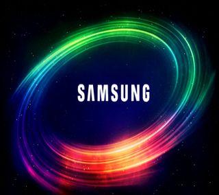Обои на телефон цветные, млечный путь, вселенная, андроид, colored milkyway, android