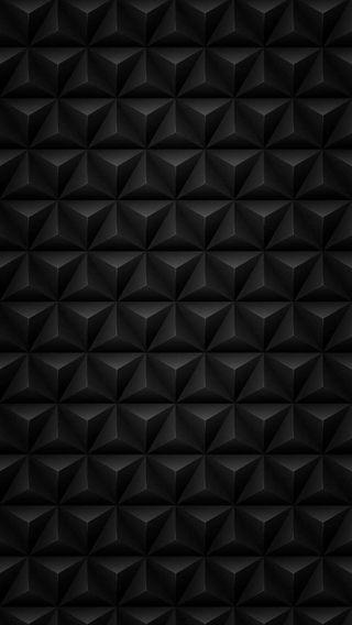 Обои на телефон черные, 3д, 3d