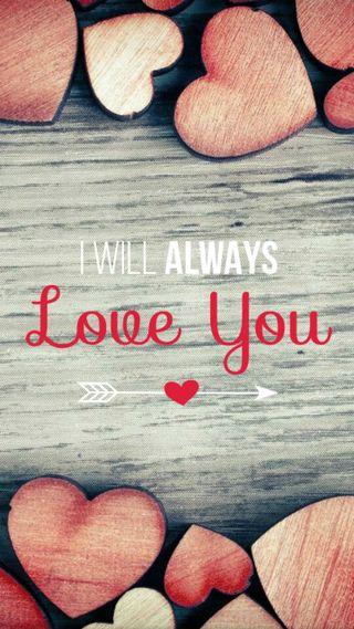Обои на телефон всегда, ты, сердце, любовь, love