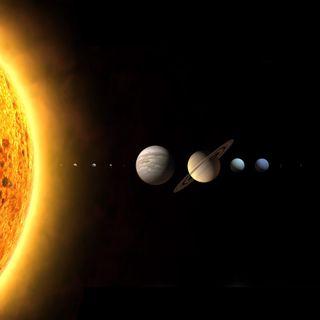 Обои на телефон солнечный, sistema solar, planetas