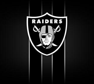 Обои на телефон футбол, логотипы, raiders, oakland, nfl