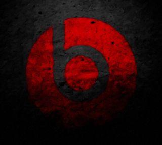 Обои на телефон логотипы, бренды, logo beats audio, htc, beats audio