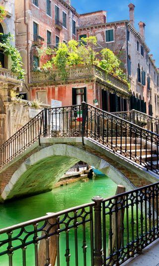 Обои на телефон архитектура, прекрасные, италия, дома, вода, венеция, venice italy, beautiful venice