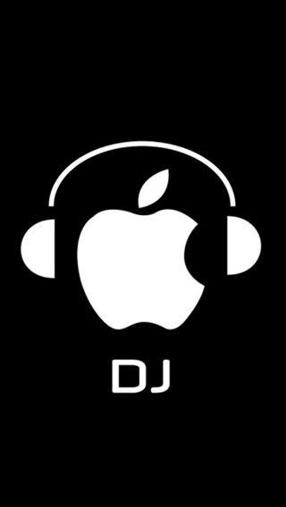 Обои на телефон эпл, музыка, диджей, абстрактные, dj, apple dj